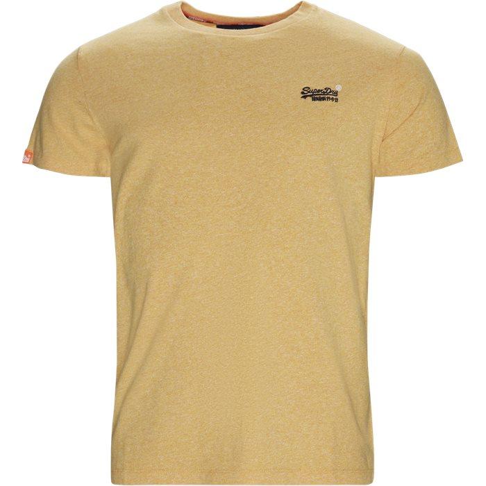 M1010 T-shirt - T-shirts - Regular - Gul